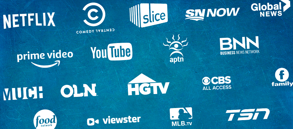 Streaming Services in Canada: A Consolidated List